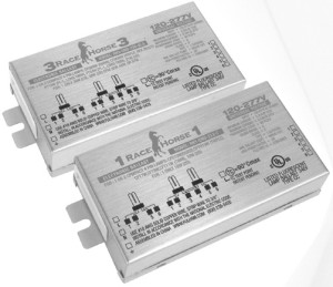 CFL fluorescent electronic ballast