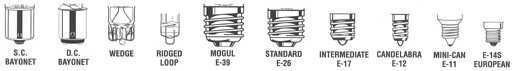 incandescent-lamp-base-types