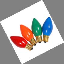 x mas lamps
